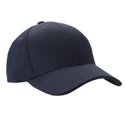 """Кепка тактическая форменная """"5.11 Tactical Uniform Hat, Adjustable"""", [724] Dark Navy"""