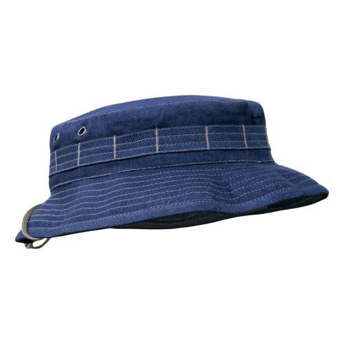 """Панама военная полевая """"MBH"""" (Military Boonie Hat) - Denim"""