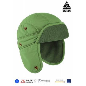 "Шапка польова зимова ""PCWAH-P. Fill"" (Punisher Combat Winter Ambush Hat, Polartec P. Fill/Thermal pro), [1270] Olive Drab"