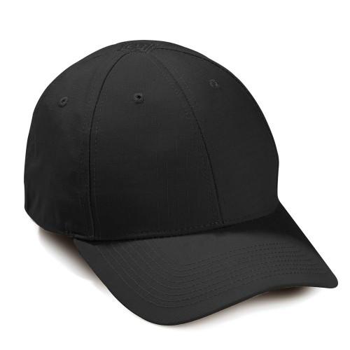 """Бейсболка тактическая """"5.11 TACLITE UNIFORM CAP"""", [019] Black"""