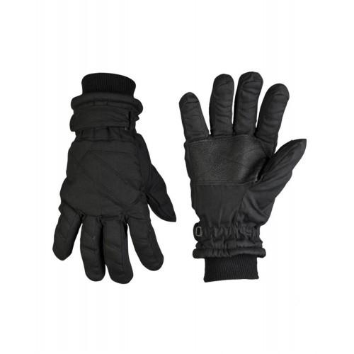 Перчатки с Thinsulate, [019] Black
