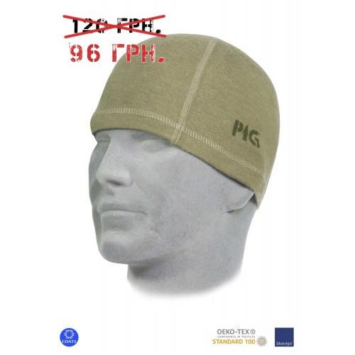 """Шапка-подшлемник летняя """"HHL-S"""" (Huntman Helmet Liner Summer Rayon), [1322] Tan 499"""