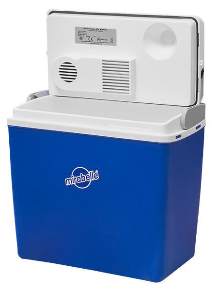 Портативный автохолодильник Ezetil E-24 Mirabelle 12V на 24л. (Синий)