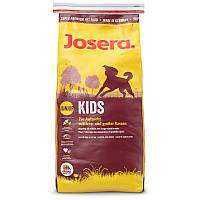 JOSERA Kids Йозера Кидс  для разведения средних и больших пород собак (15 кг)