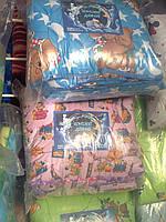 Одеяло детское силикон с подушечкой (Ш.В.А..) 140 х 110