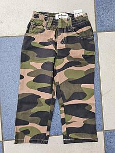 Детские джинсовые штаны 3 цвета в 1 пачке
