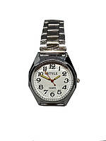 Часы кварцевые мужские на браслете Goldlis Белый опт