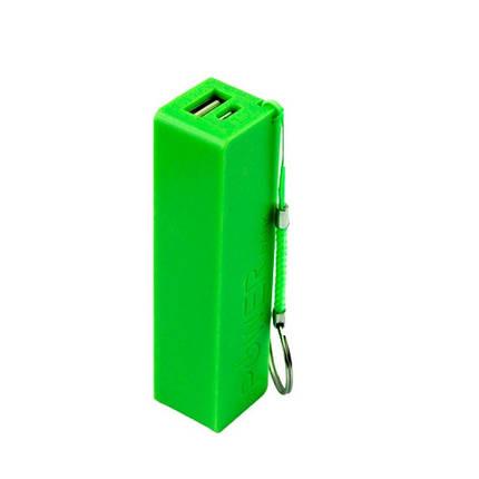 Корпус для Power Bank, внешнего аккумулятора, бокс 1x 18650, брелок, фото 2