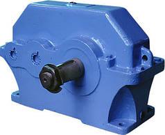 Редуктор 1Ц2У-160-8-11Ц-У1 цилиндрический горизонтальный двухступенчатый