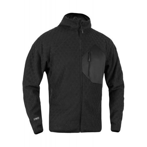 """Куртка-худи полевая """"GATOR"""" [1149] Combat Black"""