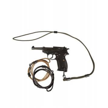 Шнур пистолетный страховочный MIL-TEC® PRO, [019] Black