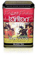 Чай черный Тарлтон Пекое 250 г жб Tarlton Best Pekoe
