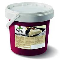Зеркальная глазурь белый шоколад Mirall 5кг