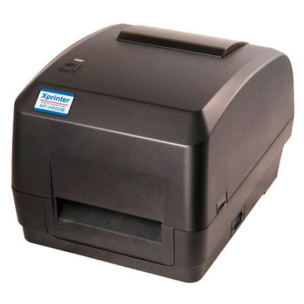 Термотрансферный принтер, термопринтер этикеток, бирок XP-H500B 112мм, фото 2