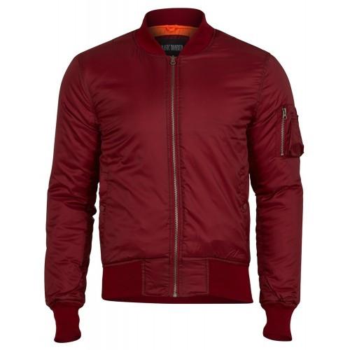 "Куртка ""Surplus Basic Bomber Jacket"", [1160] Бордовый"