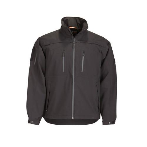 """Куртка тактическая для штормовой погоды """"5.11 Tactical Sabre 2.0 Jacket"""", [019] Black"""