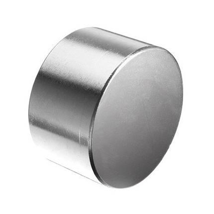 Магнит неодимовый большой сильный 50x30мм N35, фото 2