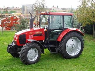 Трактор, Білоруський трактор, Спецтехніка