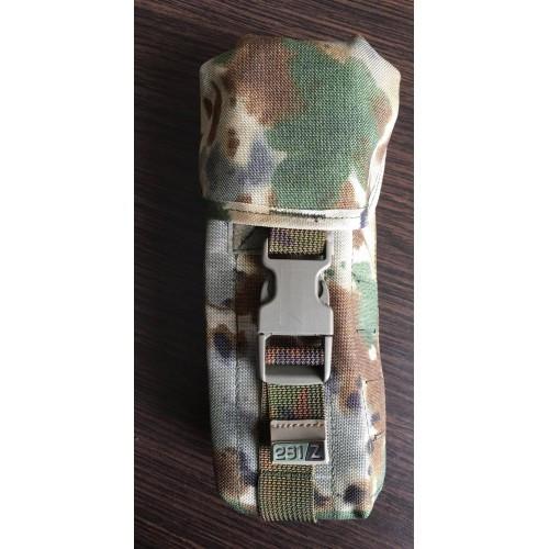 "Подсумок для магазинов штурмовой винтовки M.U.B.S.""DMFP-30"" (Double Mag.Field Pouch-30 RD) , [1170] Covert Arid Camo Pat. D 697,319"