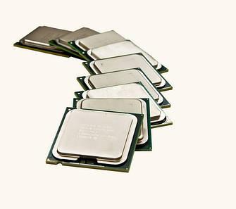 Процессоры Intel s775