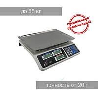 Весы торговые DT-809 на 55 кг