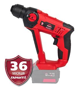 Перфоратор SDS-plus акумуляторний Латвія Vitals Master ARa 1018-2Ра