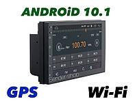 Автомагнитола 2 din Android GPS WI-FI Андройд 10.1, фото 1