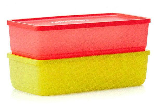 Набор контейнеров Кубикс 1,4 л Tupperware 2 шт.