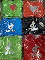 Футболка-топ для девочек Tik Tok оптом, S-XL (140-158) рр. Артикул: DI673