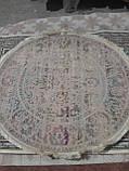 АКРИЛОВЫЙ КОВЕР КРУГЛОЙ ФОРМЫ  AMATIS 17149 70, фото 3