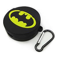 Чехол для Airpods Toys Силиконовый Batman зелёный