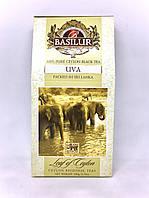 Чай черный цейлонский Basilur Uva 100 г (54899)