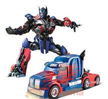 Трансформер радиоуправляемый Оптимус Прайм (Optimus Prime) JiaQi Troopers Strong