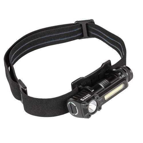 "Фонарь 5.11 Tactical ""Rapid 1AA Headlamp"", Black"