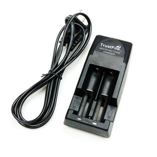 Зарядное устройство 2*18650, 16340 Trustfire [019] Black