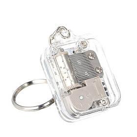 Брелок музыкальный для ключей мини музыкальная шкатулка