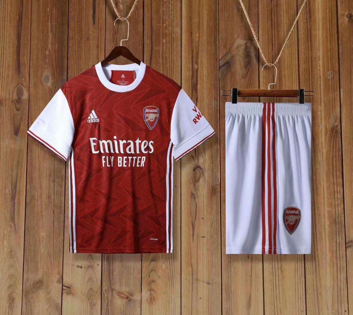 Футбольная форма Арсенал Лондон Arsenal домашняя 2020-21