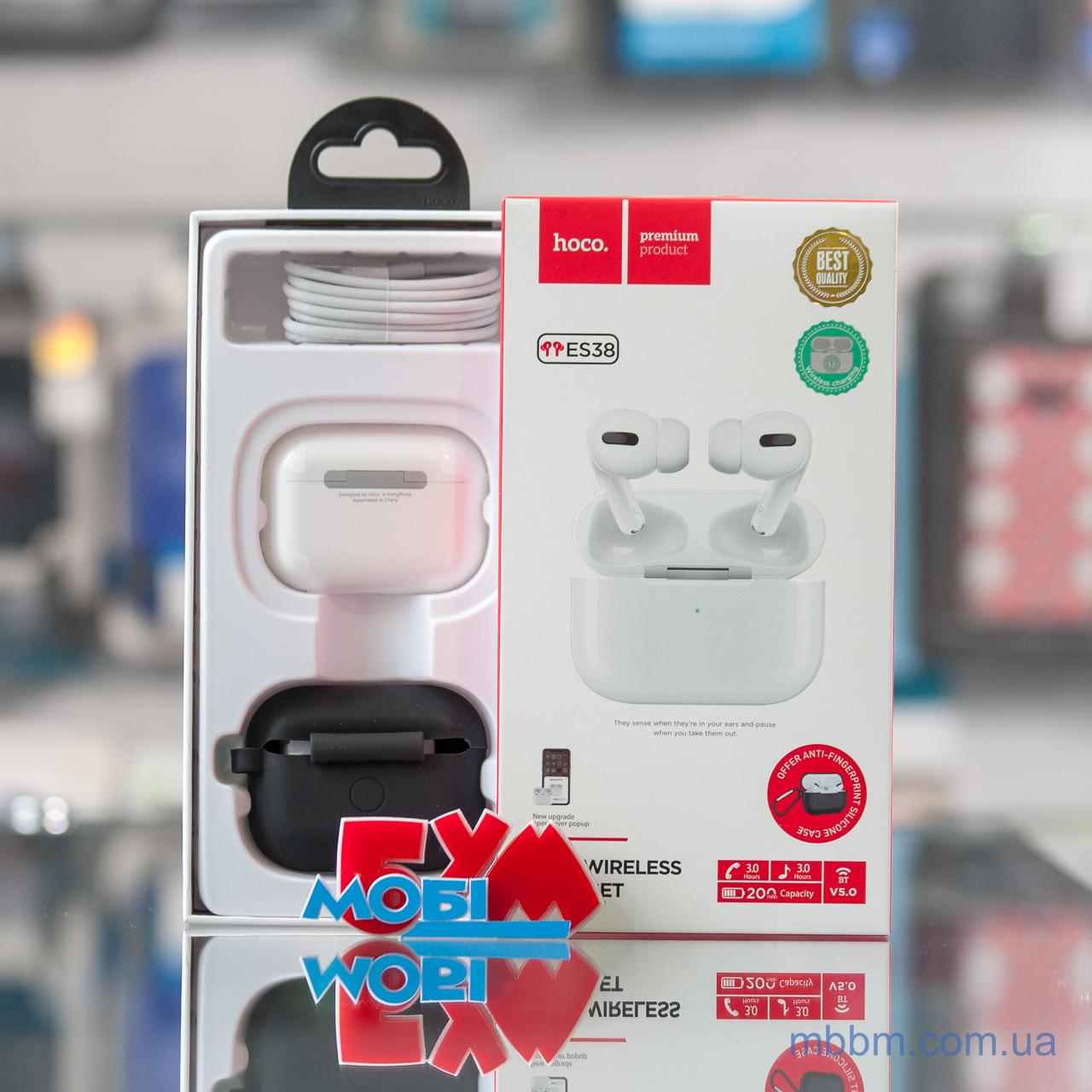 Беспроводные наушники Bluetooth Hoco ES38 White [Оригинал] EAN/UPC: 6931474725493