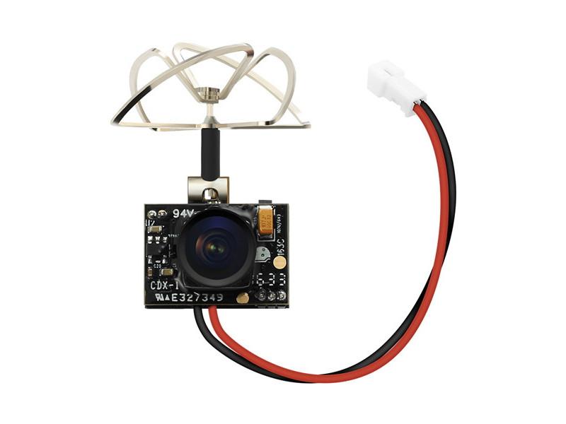 Камера FPV 3в1 Eachine TX02 600TVL с передатчиком 5.8GHz 40к 200mW