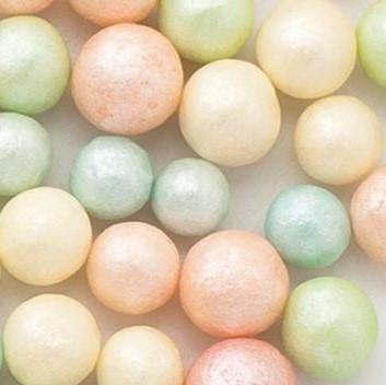 Стік-пакет кульки цукр d=10мм перламутрові (9шт), суміш №1