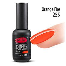 Цветной гель-лак PNB Professional №255, 8 мл