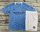 Футбольная форма Манчестер сити Manchester City 2020-21 домашняя, фото 2