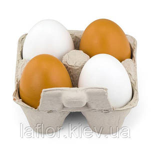 Набор кулинара Viga Toys Лоток с яйцами 4 шт. (50044), фото 2