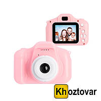 Детская фотокамера с дисплеем Sonmax | 1280p HD