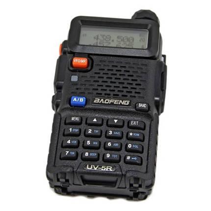 Рация Baofeng UV-5R 136-174 / 400-520 МГц, до 5 Вт, фото 2