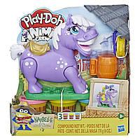 Игровой набор Hasbro Play-Doh Пони-трюкач (E6726)