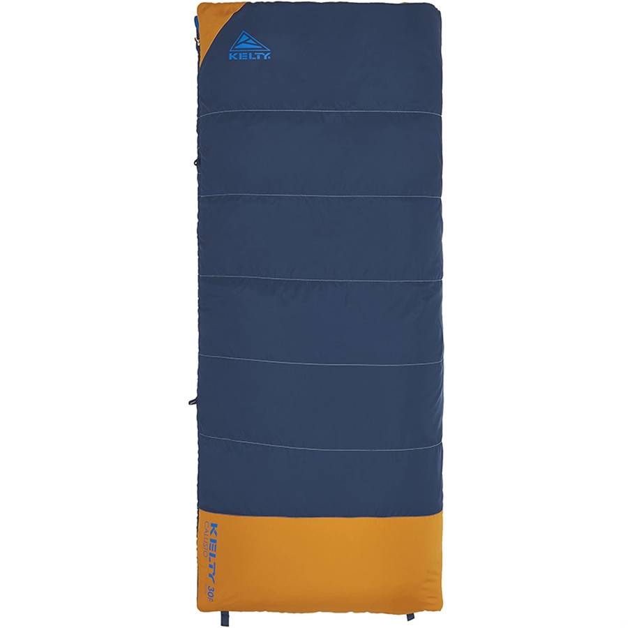 Kelty спальник Callisto 30 Kids Boys midnight navy