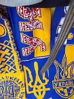Шарф Украина тёплый, фото 1