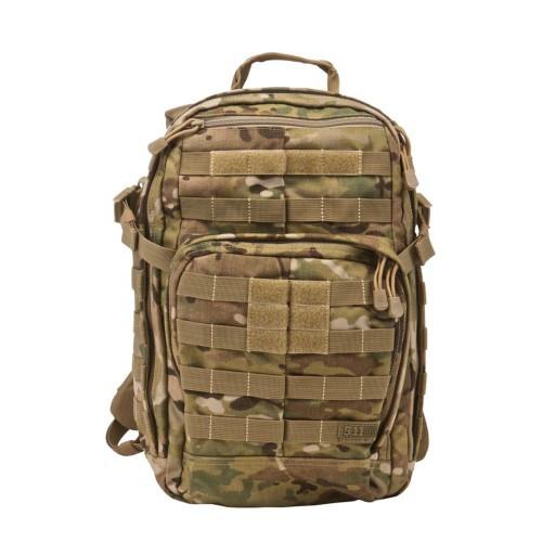 "Рюкзак тактичний ""5.11 Tactical MultiCam RUSH 12 Backpack"", [169] Multicam"