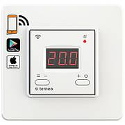 Терморегулятор terneo ax с wi-fi, белый